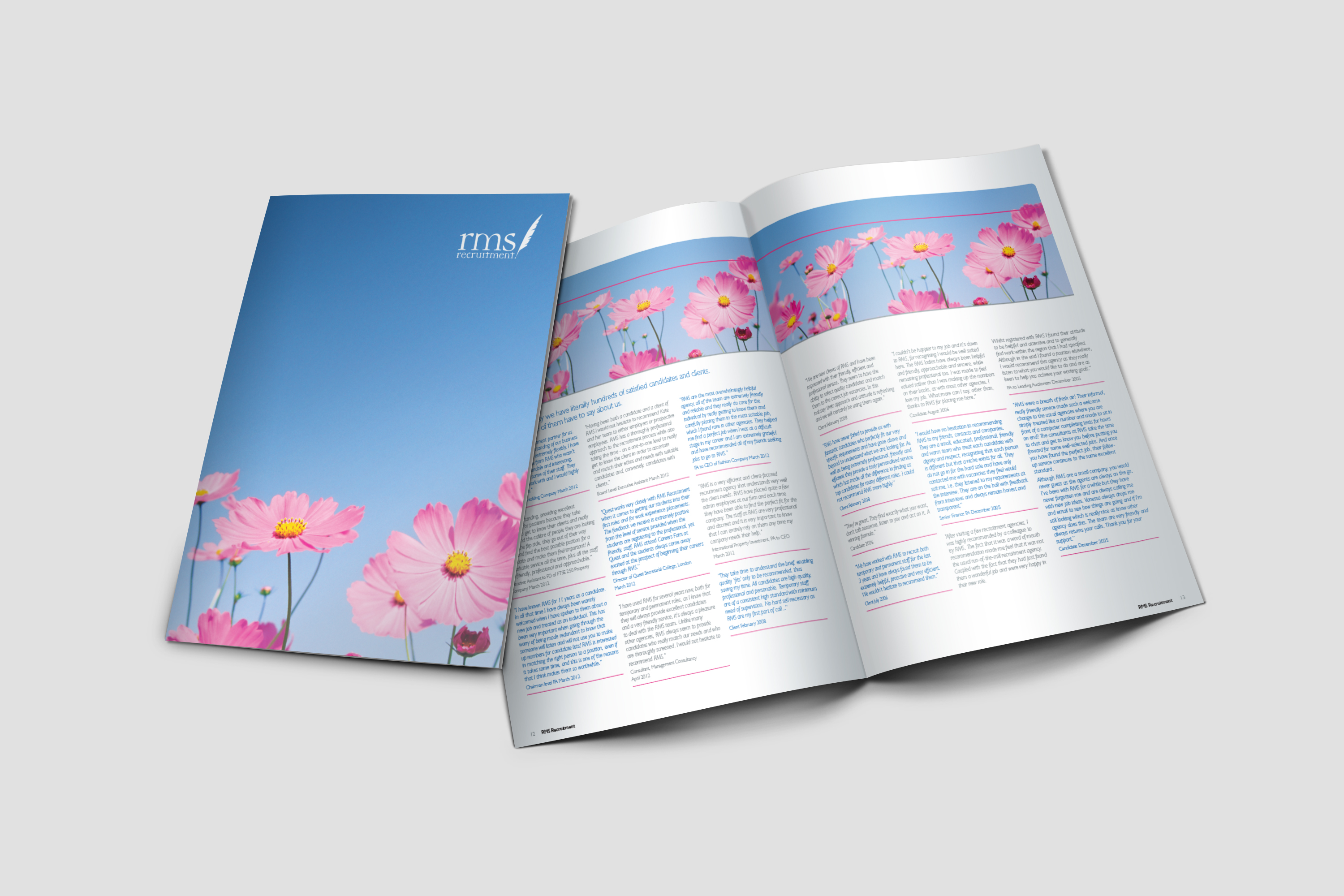 Brochures are a powerful branding and marketing tool