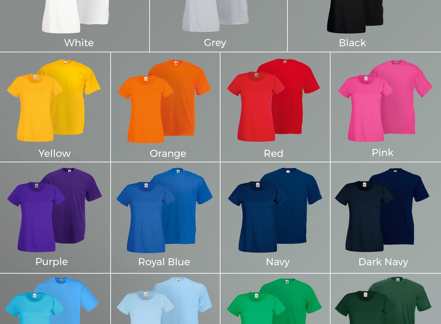 T-Shirt printing service for your business