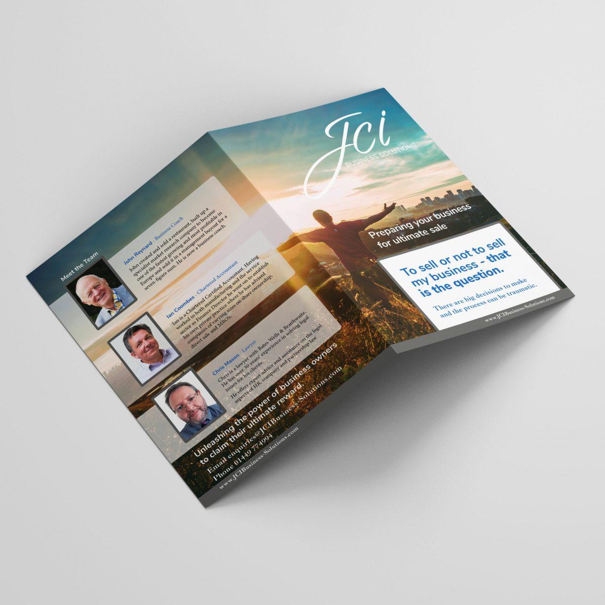 New branding for JCI Business Solutions