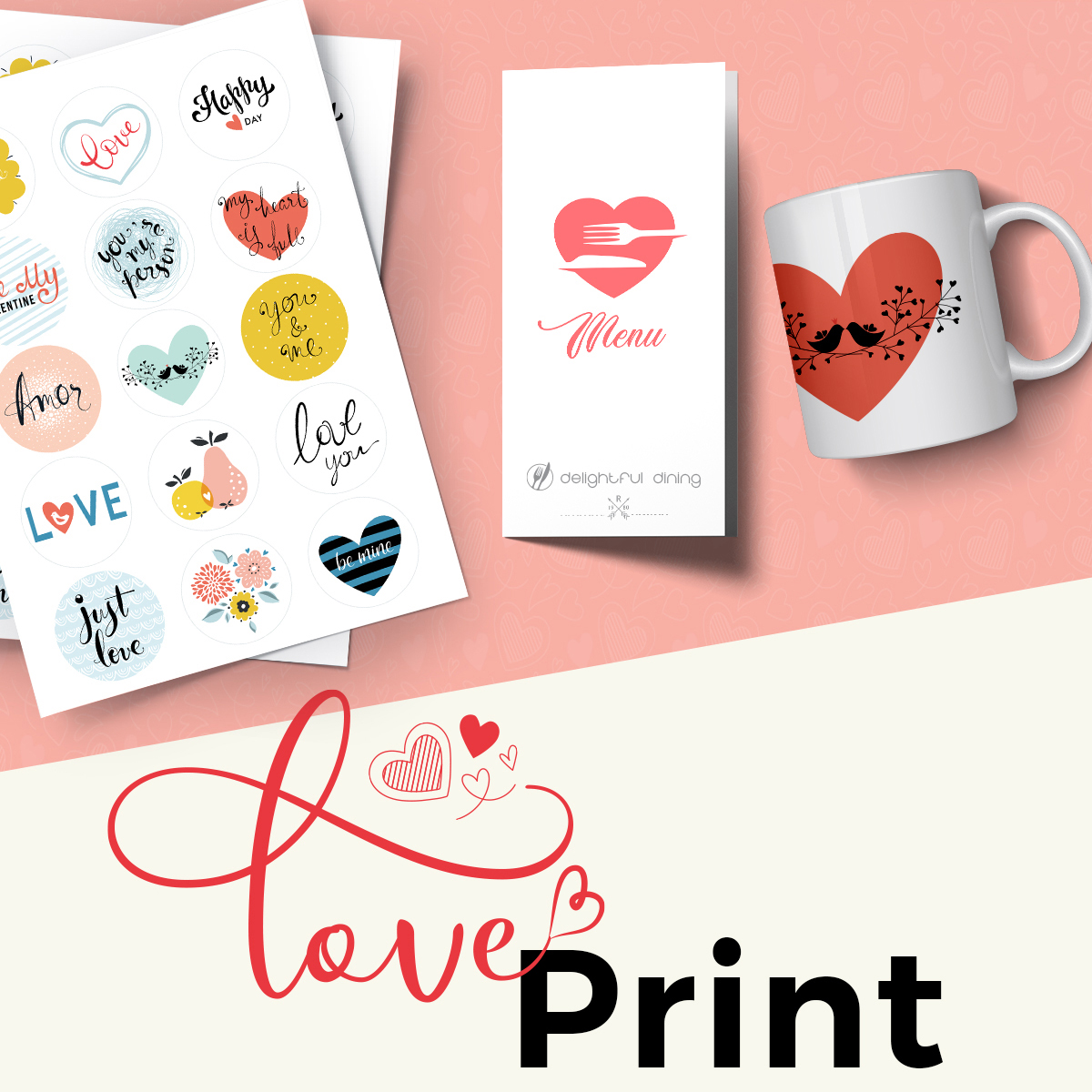 Fall in love again with print