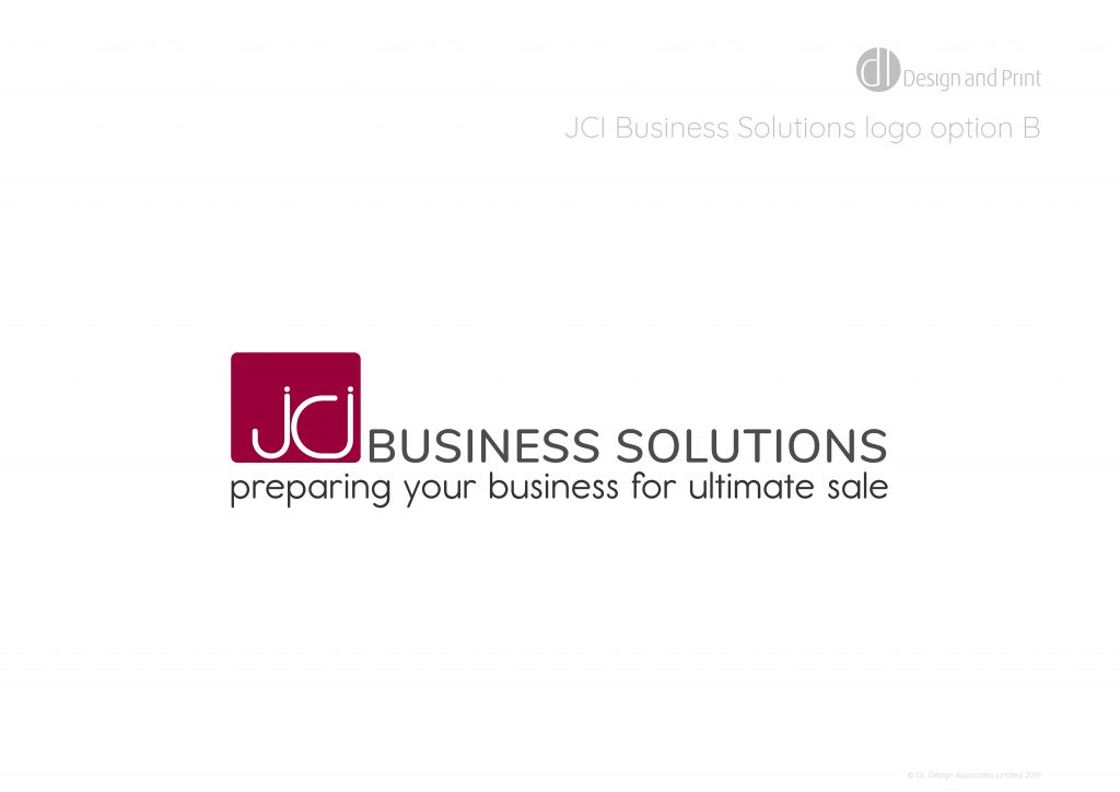 JCI business solutions logo option b