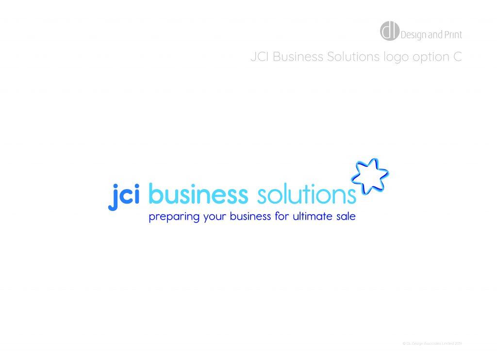 JCI business solutions logo option c