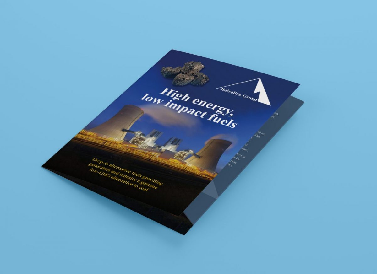 Show materials designed and printed
