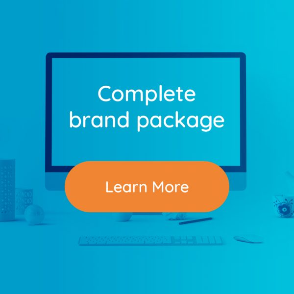 Complete brand package learn more