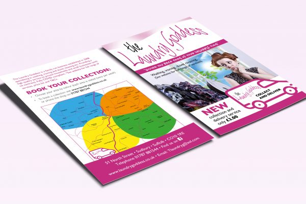 Awareness leaflets designed and printed