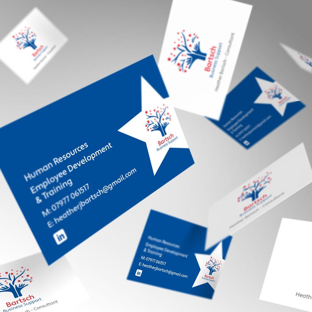 Bartsch Business Support business cards
