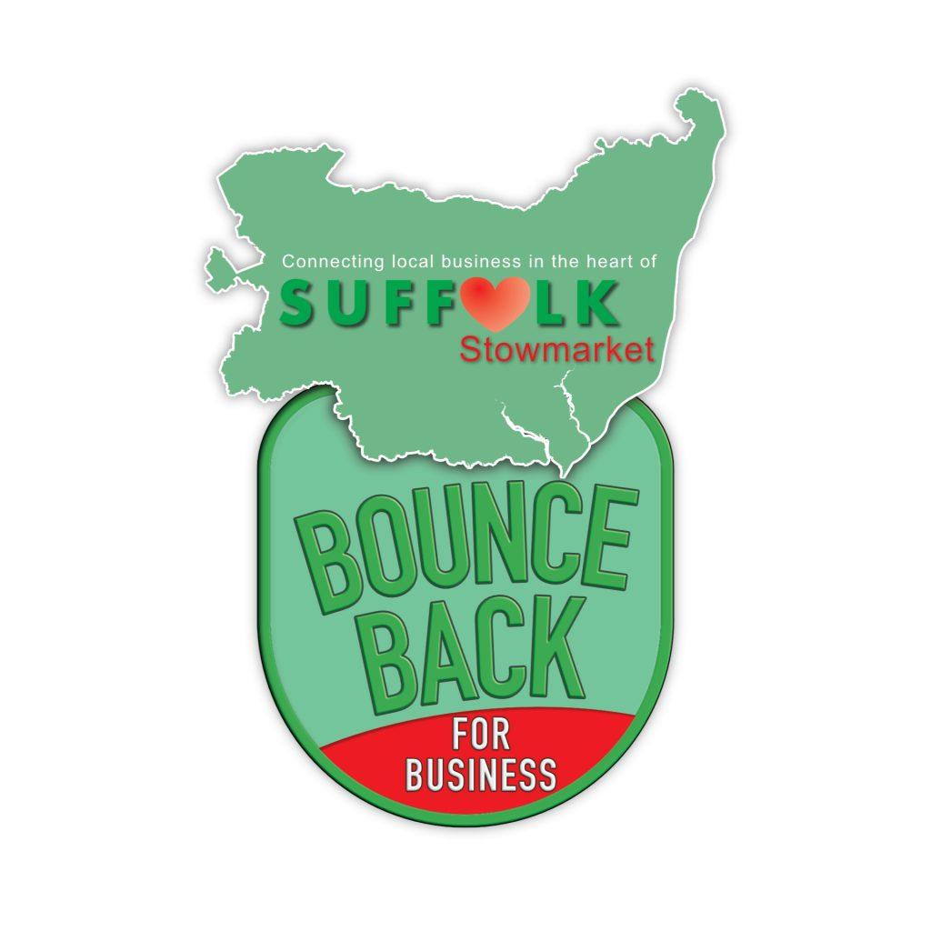 Stowmarket Chamber Bounceback logo