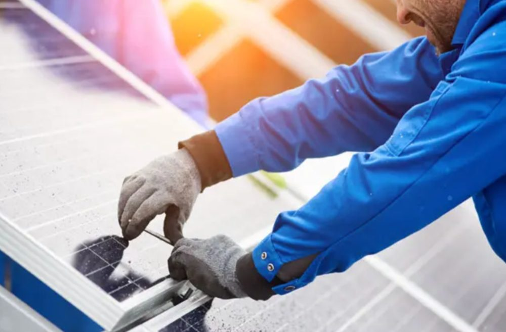 Solare panels 5 ways to reduce your carbon footprint