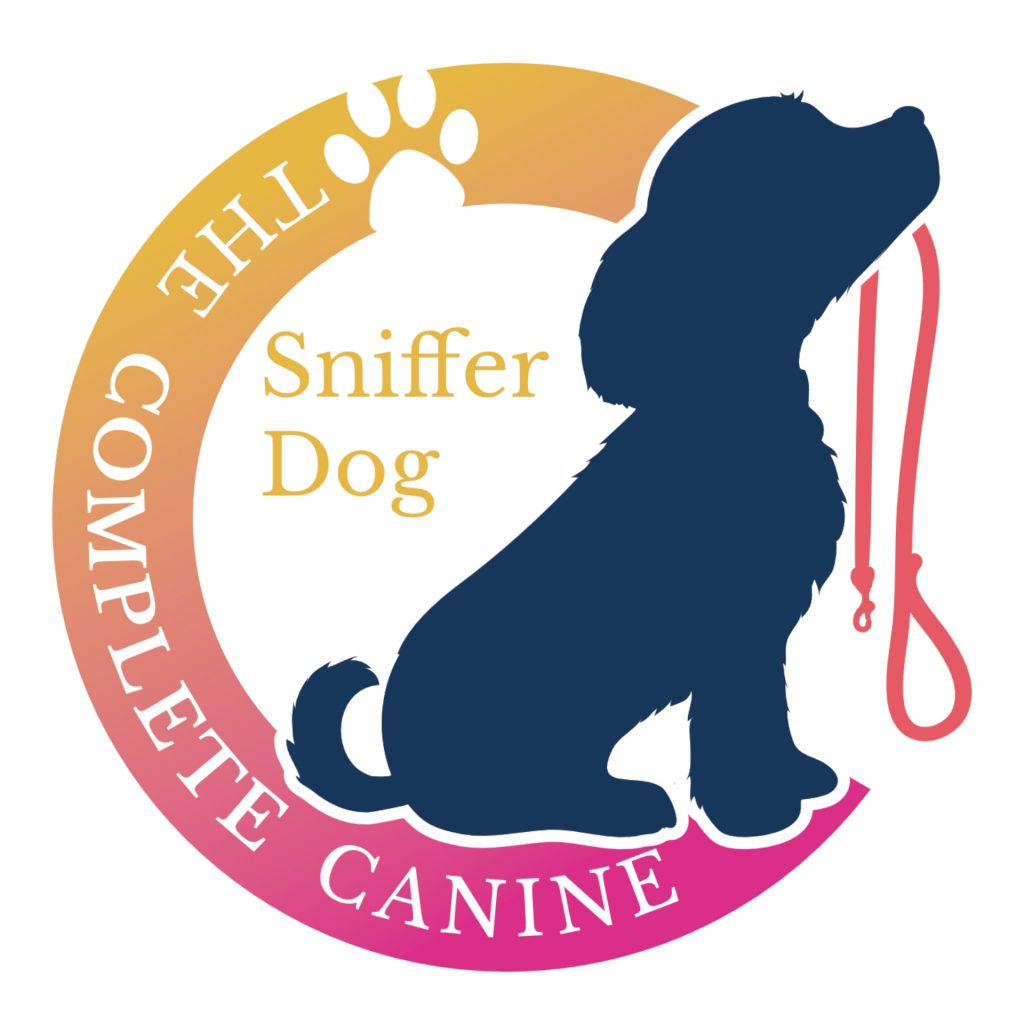 Complete Canine Sniffer logo
