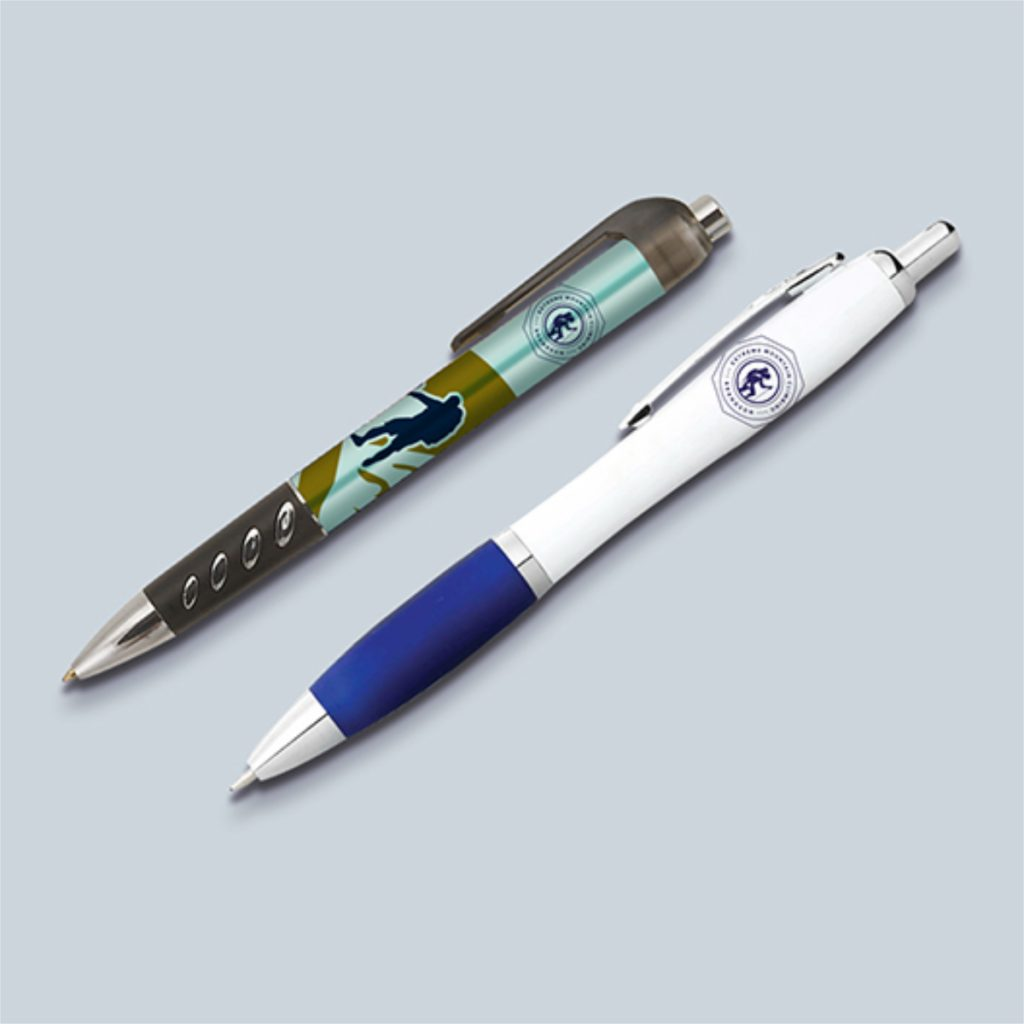 Promotional products branded pens