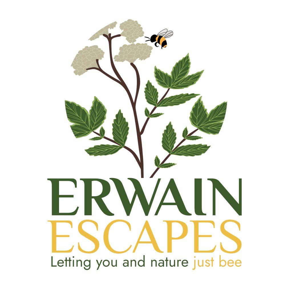 Erwain Escapes logo